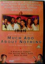 Much Ado About Nothing DVD, 2014, 3-Disc Set) Like New!  PAL Version