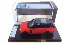Range Rover 2013 - Red Matt - PREMIUM X 1:43 DIECAST MODEL CAR PRD405