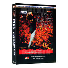 INXS - Live Baby Live DVD (*New *Sealed *All Region)