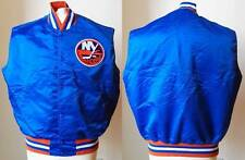 GIUBBINO NEW YORK ISLANDERS NHL SHIRT VINTAGE HOCKEY RAPPER RAP GIUBBOTTO MAGLIA