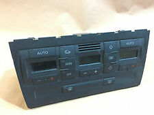 AUDI A4 B6 B7 02-09 CONVERTIBLE ECON CLIMATE HEATER SWITCH PANEL UNIT 8E0820043K