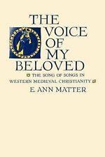 Voice of My Beloved: The Song of Songs in Western Medieval Christianity (Middle