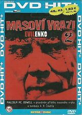 Evilenko 2004 true life serial killer horror Malcolm McDowell dvd in English