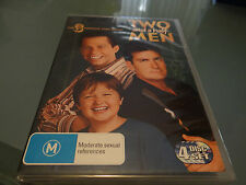 TWO AND A HALF MEN SEASON 3 - THE COMPLETE THIRD SEASON THREE *NEW & SEALED*