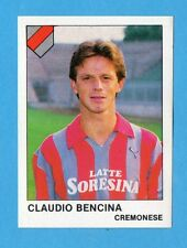 CALCIO FLASH '85-LAMPO-Figurina n.93- BENCINA - CREMONESE -NEW