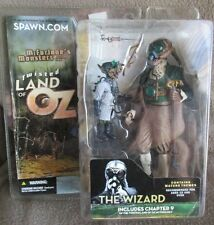 McFarlane Monsters Series 2 Twisted Land Of Oz THE WIZARD 2003