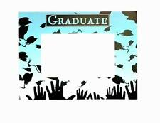 "Lot of 24 Pieces - ""Graduate"" Graduation Party Card Picture Frames with Easel"