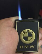 BMW Cigarette Lighter Blue Flame Wind proof,U.K. Sellers