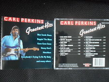 Carl Perkins/Greatest Hits The Silver Collection 1990 WMCD 5532 14-Tr./CD