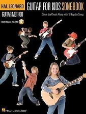 Guitar for Kids Songbook : Hal Leonard Guitar Method (2010, Paperback / Mixed...