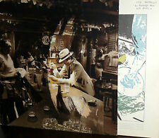 LED ZEPPELIN IN THROUGH THE OUT DOOR  LP  MADE IN US 1979
