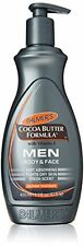 4 Pack Palmer's Cocoa Butter Formula Men's Lotion 13.5 Fluid Ounce Each