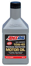 AMSOIL AMO 10w40 Premium Protection Motor Oil 1 Quart 946mL