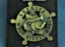 SHERIFF MICKEY Mouse WALT DISNEY WORLD 40721 COWBOY WILD WEST Collectible PIN