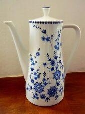Porcelain Teapot  / Coffee Pot Vintage Bavaria - Seltmann Weiden Bayerisch Blue