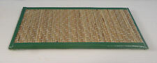 Japanese dollhouse miniature hand made straw tatami mat dm1c
