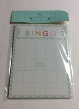 baby shower games Baby Bingo
