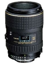 Tokina Macro Lens AT-X M100 PRO D 100 mm F 2. 8 MACRO for Nikon New