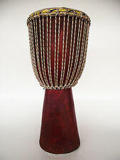 AFRIKA MALI DJEMBE ROSEWOOD HARTHOLZ DRUM TROMMEL ABSOLUTES SCHNÄPPCHEN TOP RO22
