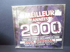 LE MEILLEUR DES ANNEES 2000 509990870428 COMMPIL CD ALBUM