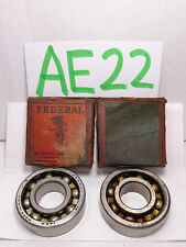 VINTAGE OLD FORD PART BEARING GENUINE OEM FORD A-10093 FEDERAL #1204 MADE IN USA