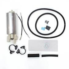 New Custom Electric Fuel Pump w/ Installation Kit E3902 Buick Chevy Cadillac