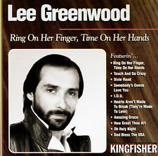 Greenwood, Lee: Rings on Her Fingers:Time on Her Hand  Audio Cassette