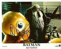 Danny Devito 'Batman Returns' 'Signed' 10x8 Photo AFTAL