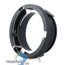 Universal Mount to Bowens Mounts Speedring Ring Adapter For Studio Flash Strobe
