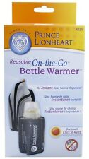 Prince Lionheart On-the-Go Baby Bottle Warmer for Formula, Milk or Water - 75836