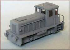 Knightwing Loco1 - 0-4-0 Industrial Diesel Shunter 00 Gauge Plastic Kit T48 Post
