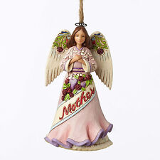 Jim Shore Mother Angel Christmas Ornament ~ 4053844