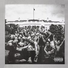 KENDRICK LAMAR - TO PIMP A BUTTERFLY: CD ALBUM (March 16th 2015)