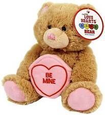LOVE HEARTS 'BE MINE' TEDDY BEAR VALENTINE'S DAY ANNIVERSARY GIFT IDEAS