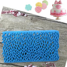 Fondant Embossing Mould Cookies Sugarcraft Baking Cutters Tools Cake Mold