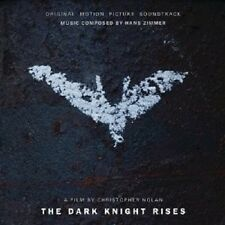 HANS ZIMMER - THE DARK KNIGHT RISES  CD NEU ZIMMER,HANS SOUNDTRACK++++++