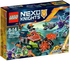LEGO Nexo Knights 70358 - Aaron's Stone Destroyer