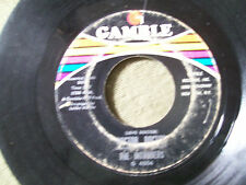 THE INTRUDERS WHEN WE GET MARRIED & DOCTOR DOCTOR 45 GAMBLE RECORDS G 4004
