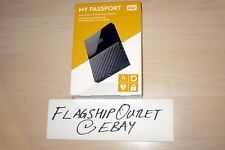 Western Digital WD My Passport 4TB External USB 3.0 NEW SEALED GET IT FAST !!