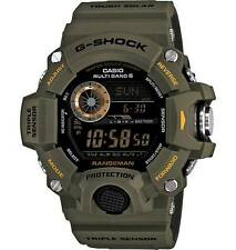 CASIO G-Shock Rangeman Watch GW9400-3 OD Green Water Proof