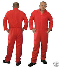 Boiler Suit Overalls Team Building Personalised Stag Party Fancy Dress