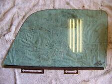 1959 PLYMOUTH SPORT SUBURBAN WAGON PS REAR DOOR WINDOW GLASS FACTORY TINT