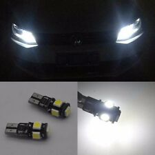 2x Error Free LED Parking City Light bulb For VW Volkswagen Jetta MK6 2010-2015