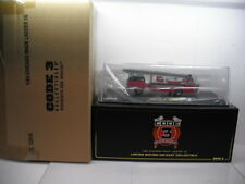 CODE 3 COLLECTIBLES CHICAGO FIRE DEPARTMENT MACK LADDER TRUCK #15 1/64 SCALE