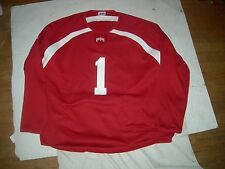Ohio State Buckeyes #1 HOCKEY Jersey,Adult XXL, CUSTOMIZE FREE,MAKES a GR8 GIFT