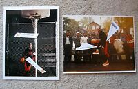 Vtg 1984-85 Michael Air Jordan NIKE RC Posters Card Vtg Chicago Bulls Basketball