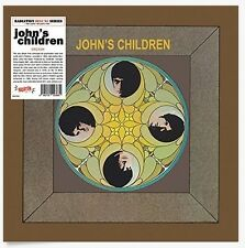 John 's Children Orgasm (1970) REISSUE LP NUOVO OVP/SEALED