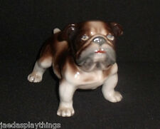"Ucagco BULLDOG Figurine Vtg 3.5"" Made in Japan 1950s Figure FREE US Ship"