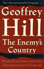 The Enemy's Country: Words, Contexture, and Other Circumstances of Language, Geo
