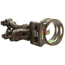 New 2016 Truglo Carbon XS Xtreme 5 Pin .019 Bow Sight Realtree Xtra TG5805J